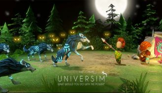 The Universim: Introducing a hunting system