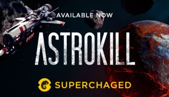 Supercharged: Astrokill Available Now in Store