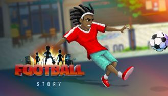 Play Football Story For Free every Weekend