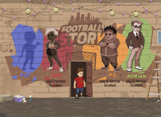Football Story Dev Blog #3