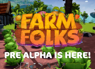 Pre Alpha is Here!