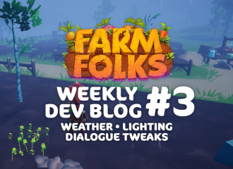 Weekly Dev Blog #3 - Fowl Weather