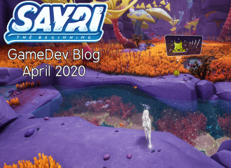Sayri: The Beginning – GameDev Blog April 2020